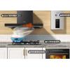 苏泊尔MT33+B15+MK21油烟机燃气灶套餐热水器蒸烤厨房三件套组合